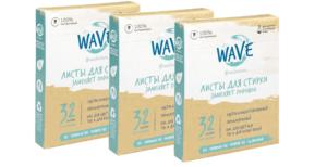 Wave с ароматом «свежая стирка»