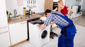 Кто должен оплачивать ремонт стиральной машины в съемной квартире?