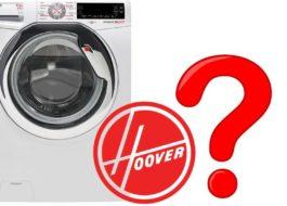 Кто производитель стиральной машины Hoover?