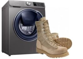 Можно ли стирать зимнюю обувь в стиральной машине?
