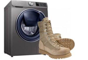 Можно ли стирать зимнюю обувь в стиральной машине