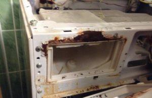 Как избавиться от ржавчины в стиральной машине
