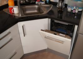 Как разместить посудомоечную машину в хрущевке?