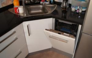 Как разместить посудомоечную машину в хрущевке