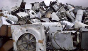 Как сдать стиральную машину на металлолом?
