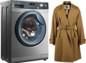 Как стирать кашемировое пальто в стиральной машине