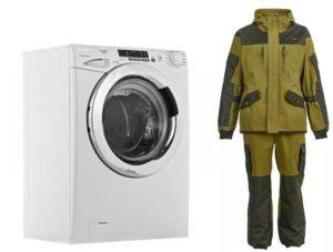 Как стирать костюм Горка в стиральной машине автомат