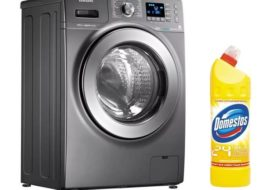 Можно ли добавить Доместос в стиральную машину