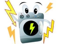 Напряжение на корпусе стиральной машины
