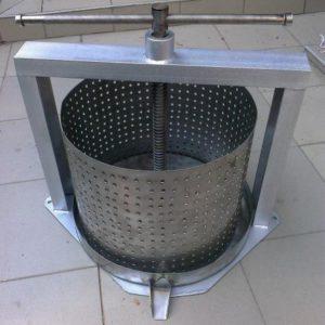 Пресс для винограда своими руками из стиральной машины