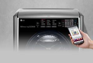 Что такое технология NFC в стиральной машине?