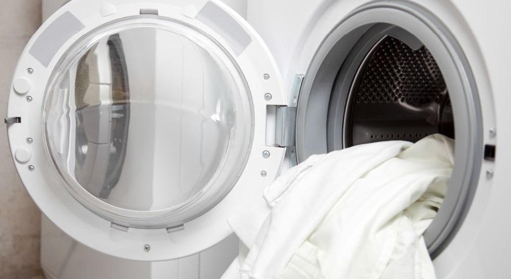 из стирально-сушильной машины вы достаете сухие вещи