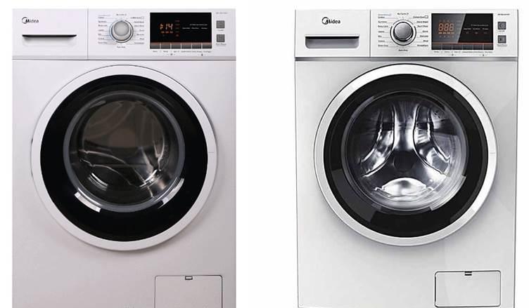 примеры моделей стиральных машин Мидеа