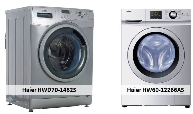 Haier HW60-12266AS Haier HWD70-1482S