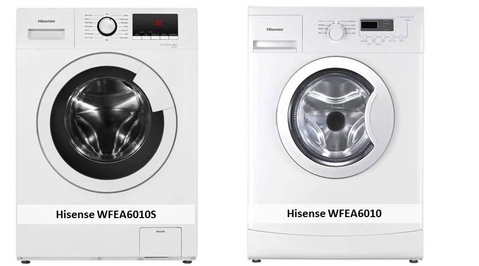 Hisense WFEA6010S Hisense WFEA6010