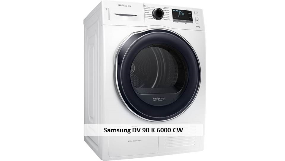 Samsung DV 90 K 6000 CW