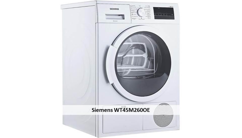Siemens WT45M260OE