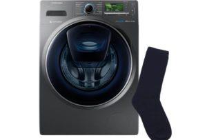 Как вытащить застрявший носок из стиральной машины