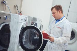 Как провести независимую экспертизу стиральной машины?
