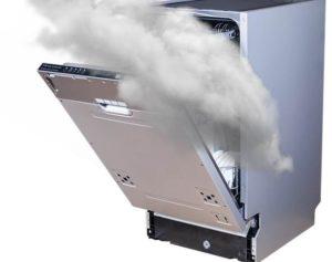 Обзор паровых посудомоечных машин