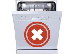 Почему не работает посудомоечная машина?