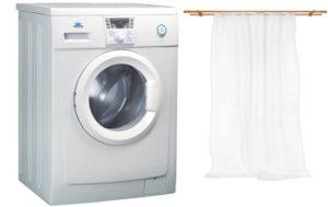 Стирка органзы в стиральной машине
