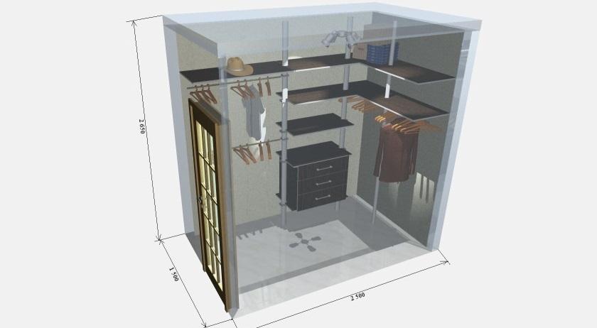 организация вентиляции в кладовой