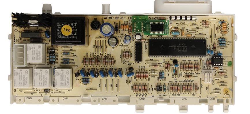 умные машинки имеют сложные электронные модули