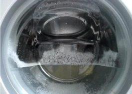 Почему стиральная машина LG набирает воду и сразу сливает?