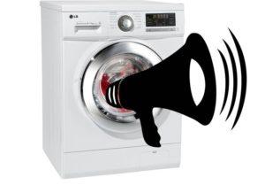 Стиральная машина LG гудит при сливе воды