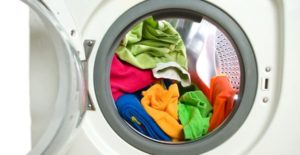 в стиральной машине возник дисбаланс