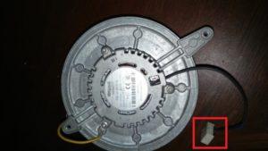 проверьте хорошо ли подключен коннектор