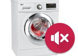 Бесшумная стиральная машина LG