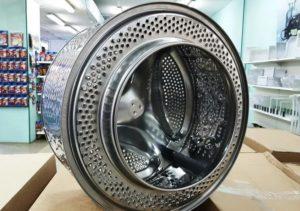Как заменить барабан в стиральной машине LG