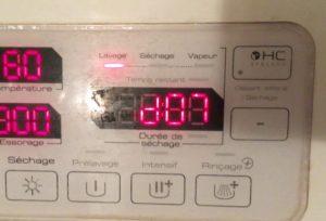 Ошибка D07 в стиральной машине Brandt