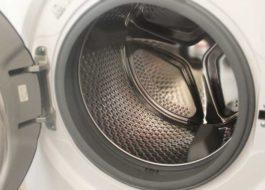 Первая стирка в новой стиральной машине LG