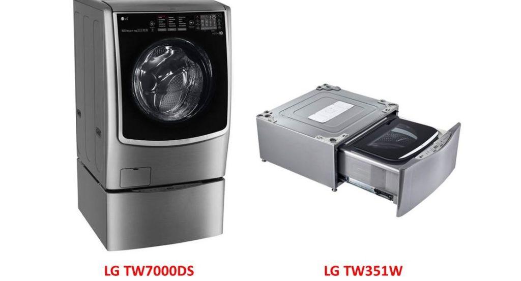 LG TW351W и LG TW7000DS