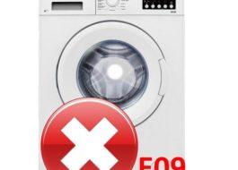 Ошибка E03 на стиральной машине Vestel