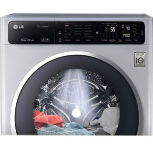 Повседневная стирка в стиральной машине LG
