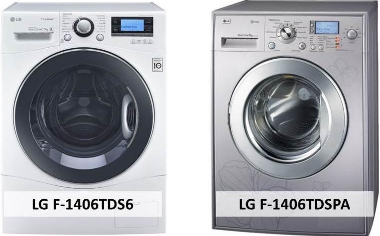 LG F-1406TDSPA, LG F-1406TDS6