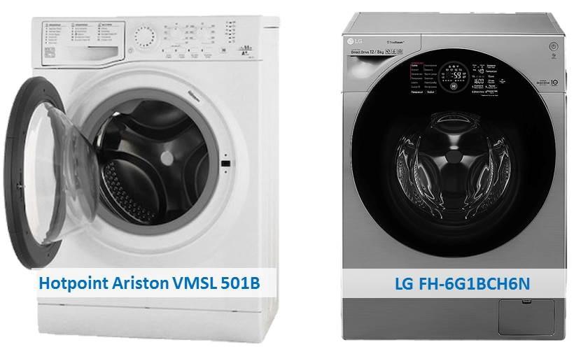 LG FH-6G1BCH6N Hotpoint Ariston VMSL 501B