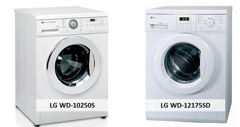 LG WD-10250S LG WD-12175SD