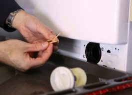 Как почистить стиральную машину Indesit?