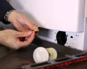 Как почистить стиральную машину Indesit