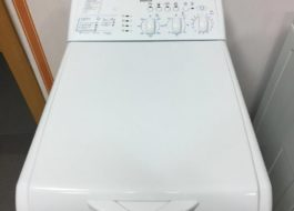 Неисправности стиральной машины Индезит с вертикальной загрузкой