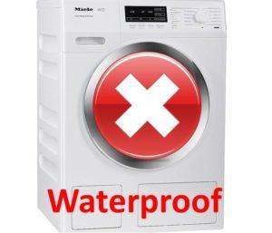 Ошибка Waterproof на стиральной машине Miele