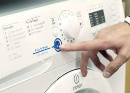 Почему не запускается стиральная машина Индезит?