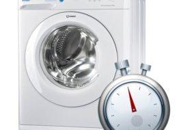 Стиральная машина Indesit долго стирает