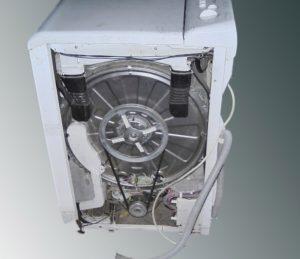 Устройство стиральной машины Индезит с вертикальной загрузкой