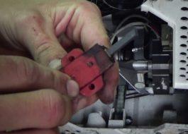 Как заменить щетки на стиральной машине Индезит?